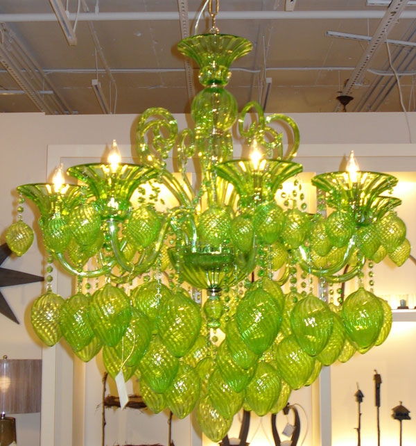Design12001200 Colored Chandelier Multi Color Chandelier in – Color Chandelier