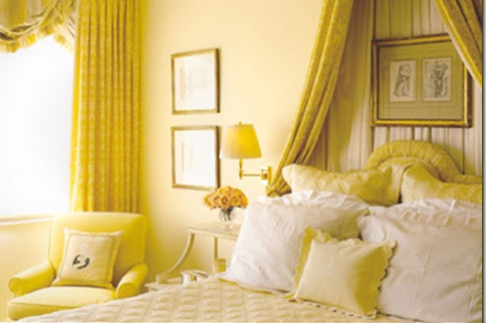 Yellow Bedrooms Bedroom Ideas For New House