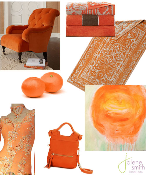 Clementine Inspiration Board